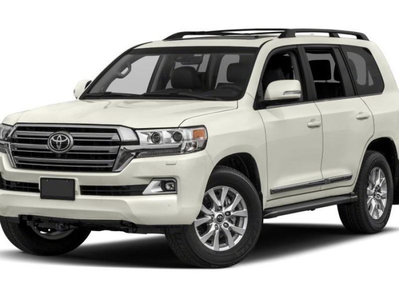 Rent a Land cruiser V8 in Islamabad