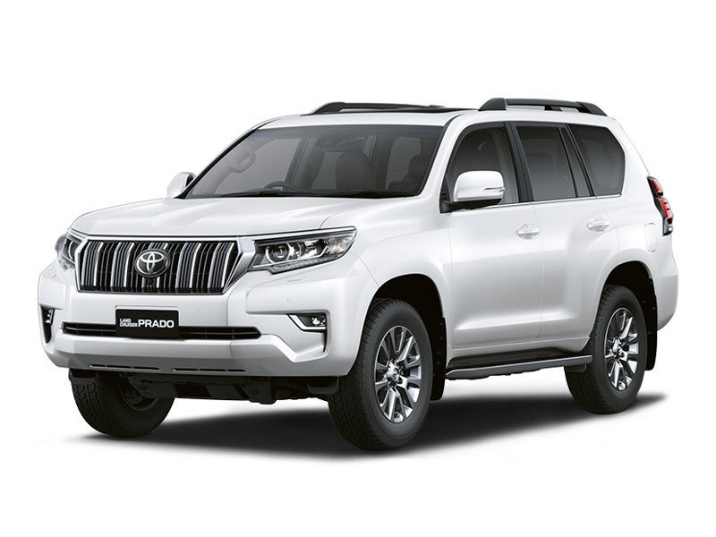 Rent a Prado New Shape in Islamabad