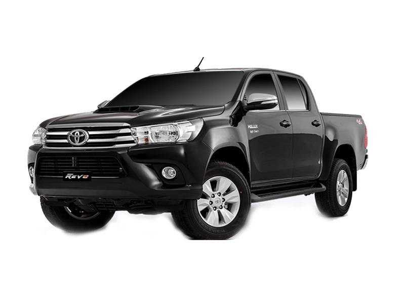 Rent a Toyota Revo in Islamabad