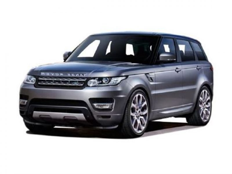 Rent a Range Rover in Islamabad
