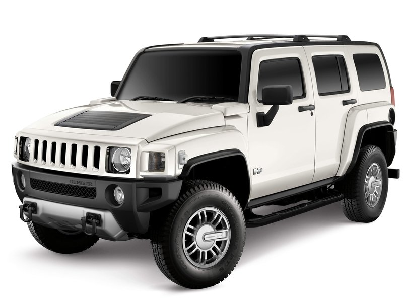 Rent a Hummer jeep in Islamabad