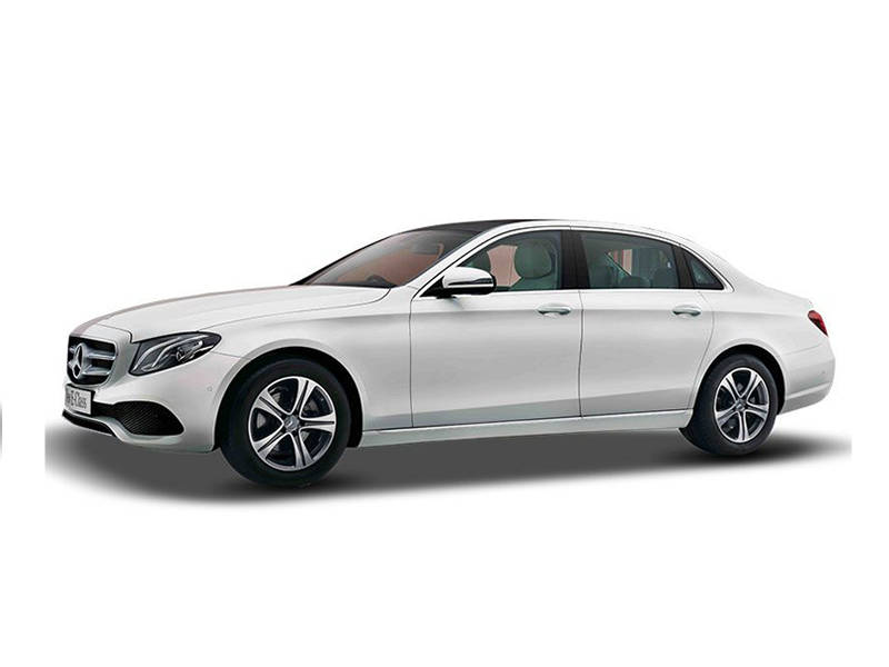 Rent a Mercedes E Class in Islamabad
